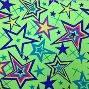 Colorful Star Explosion Spandex | STAR POP!