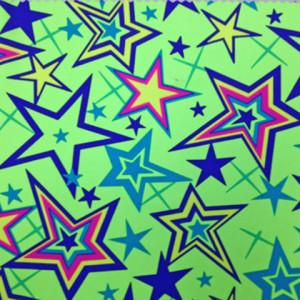 Colorful Star Explosion Spandex | STAR POP!