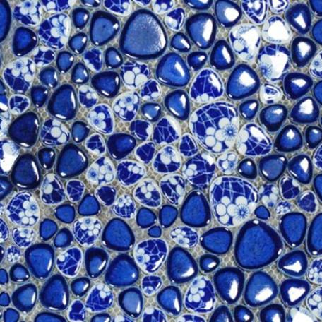 Blue Marble Rocks Print | Blue Rocks