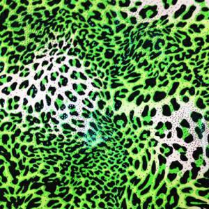 Neon Animal Prints | Colorful Animal Print Fabric