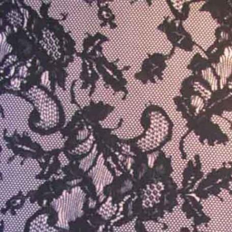 Romantic Black Lace