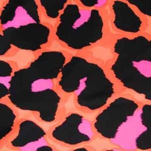Large Animal Print | Large Leopard Print Stretch