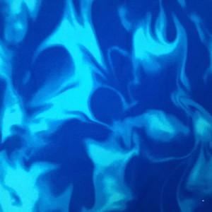 Flame Print Fabric | LPC-13734