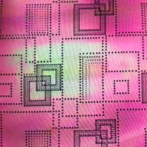 Dot Shapes Print | LPC14205