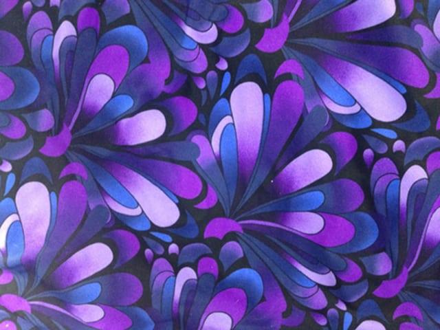 Swirl Flowers Fabric | 3d Fabric Flowers