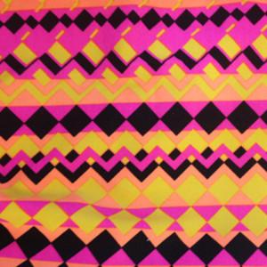 Aztec Print | Aztec Wet Print