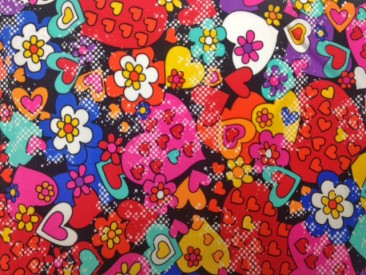 BTP077C1 | Graffiti Heart | Discontinued | Stock Available