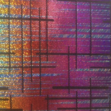Sunset Lines Fabric | Sunset Colored Fabric