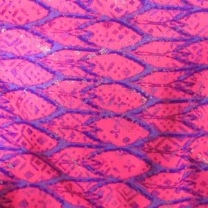Neon Foil Printed Spandex | Diamond Drops