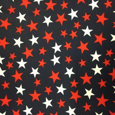 LTP^SCP337-59 | White/Red Stars On Navy