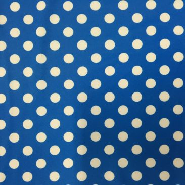 LTP^SCP302-51 | White Dots On Blue