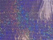 Sparkle Tooth Print |Houndstooth Sparkle Spandex