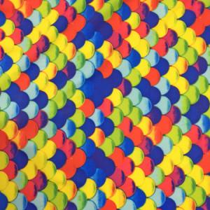 Colorful Balloon Fabric| Circus Balloons
