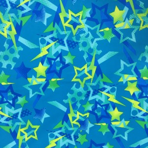 bright star print