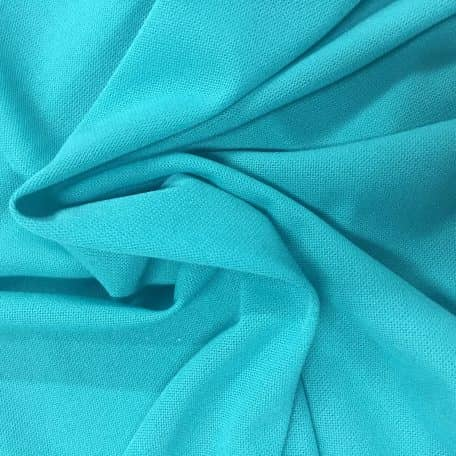 Teal Polyester Lining, teal fabric