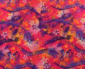Salute To Freedom | Pink/Purple/Orange