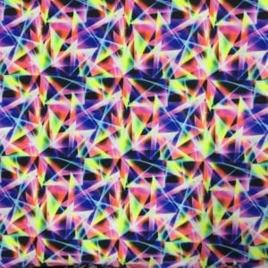 Digital Geometric Print | ElectroGram