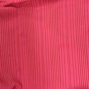 Pink textured Spandex Fabric