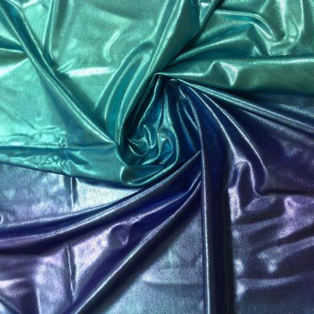 Marie-Aqua Violet Ombre, ombre print, ombre spandex