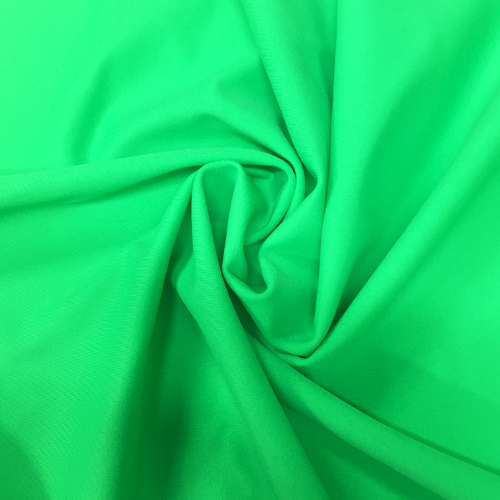 Lime Green Tricot Spandex, Green fabric, discount fabric