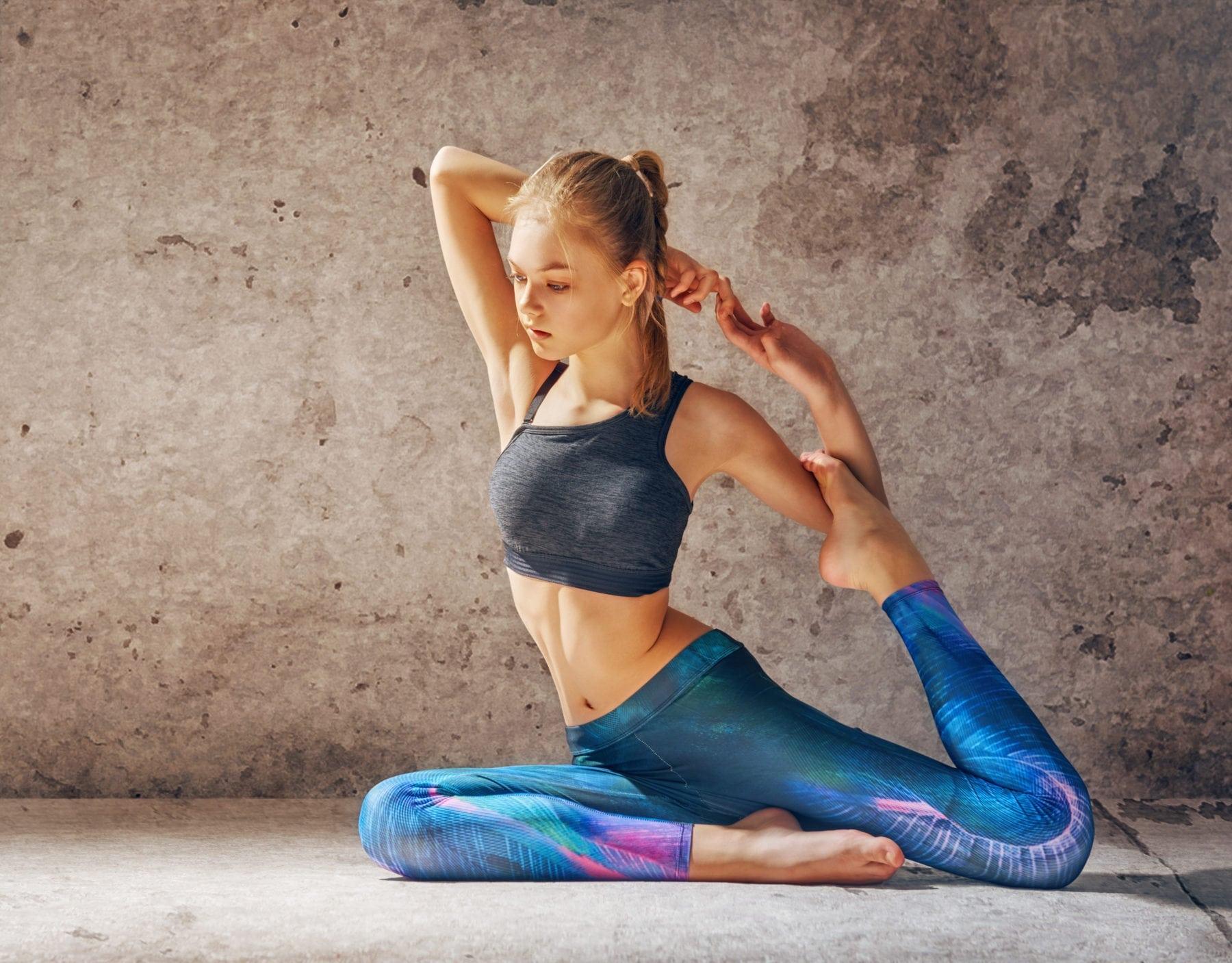 legging, sports performance