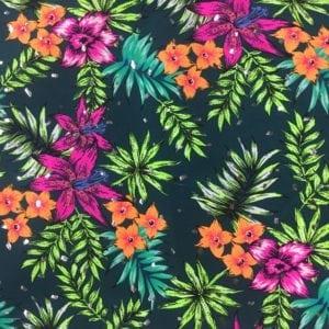 Hawaiian Floral