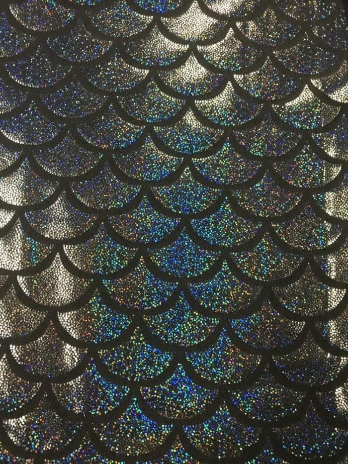 mermaid scale, mermaid fabric, sparkly mermaid fabric