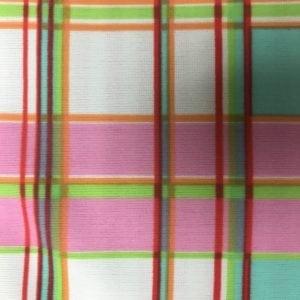 Pastel Plaid Print, plaid spandex print, pastel plaid spandex, pastel plaid spandace print