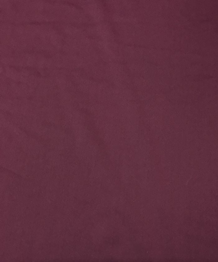 Deep Pomegranate Spandex, red fabric, burgundy fabric, muted hue fabric