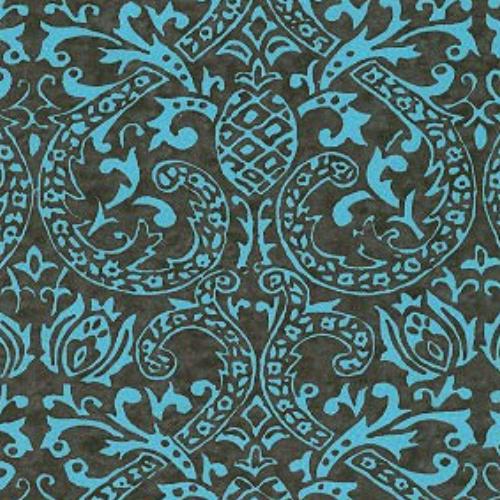 Fleur De Lis Pineapple Print, Fleur De Lis spandex print, pineapple fabric, fleur de lis fabric