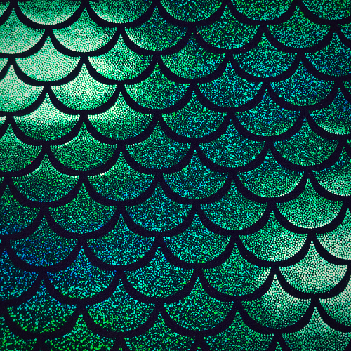 Green Ariel Sparkle Spandex, Green Sparkly Mermaid Scale Spandex, mermaid scale spandex, green fabric, sparkly mermaid scale fabric, mermaid scale fabric, mermaid fabric
