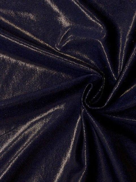 Sapphire Jewels Spandex, flat foil fabric, blue fabric, shiny blue fabric, gymnastics fabric, dance fabric