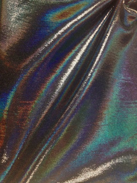 Blacklight Starlet Holo Spandex, black fabric, sparkly black fabric, dance fabric, gymnastics fabric,