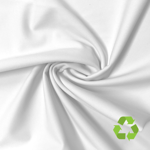 Evolve Repreve® Recycled Polyester Spandex, repreve fabric, recycled fabric, eco-friendly fabric