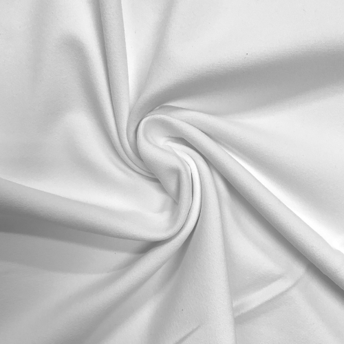 White Moisture Wicking Supplex, Invista Supplex, wicking supplex, supplex, white fabric, wicking fabric