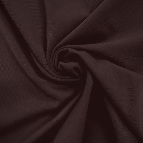 Dark Chocolate Moisture Wicking Supplex, brown fabric, wicking fabric, supplex, supplex fabric