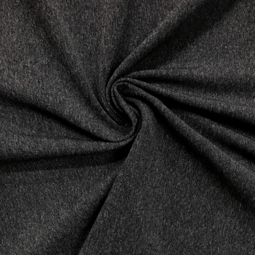 Charcoal Moisture Wicking Supplex, grey fabric, grey supplex, legging fabric, supplex