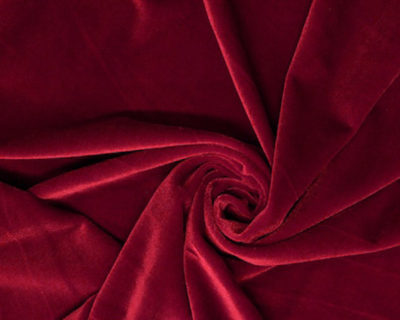 Red wholesale Velvet Stretch Fabric, stretch velvet fabric, stretch velvet, velvet spandex fabric, stretch velvet fabrics, fashion velvet fabric, wholesale velvet fabric