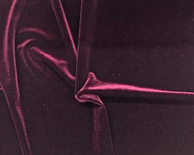 Burgundy wholesale Velvet Stretch Fabric, stretch velvet fabric, stretch velvet, velvet spandex fabric, stretch velvet fabrics, fashion velvet fabric, wholesale velvet fabric