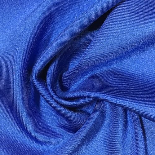 Royal Blue Contender Spandex, blue fabric, football fabric, high intensity fabric, equestrian fabric