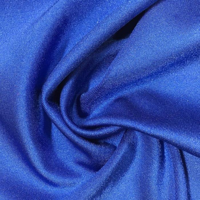 Royal Blue Contender Spandex, blue fabric, football fabric, high intensity fabric, equestrian fabric