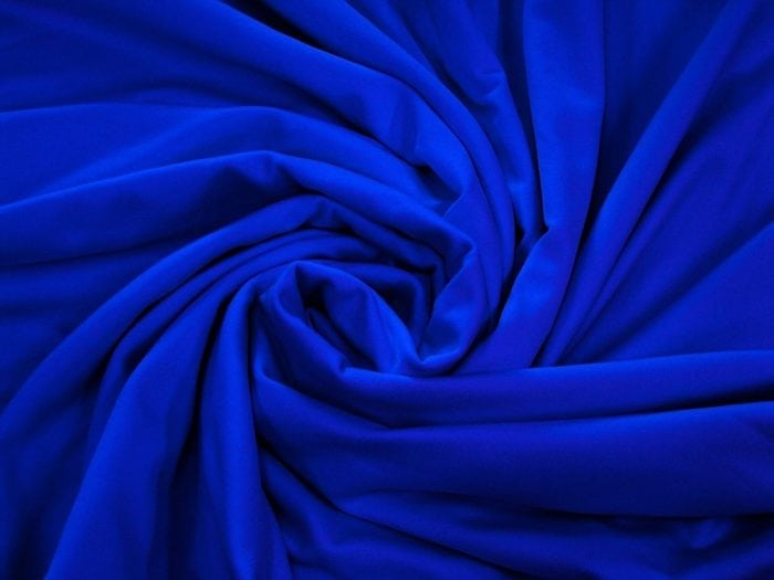 Cobalt Performance and Swimwear Solid Spandex