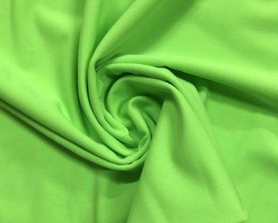 Lime Spectrum Pro Matte Tricot, matte tricot, creora highclo spandex, superior performance stretch, matte performance stretch, matte tricot spandex