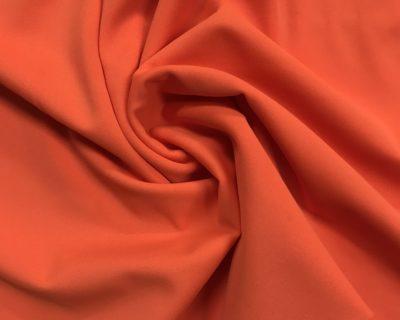 Orange Spectrum Pro Matte Tricot, matte tricot, creora highclo spandex, superior performance stretch, matte performance stretch, matte tricot spandex