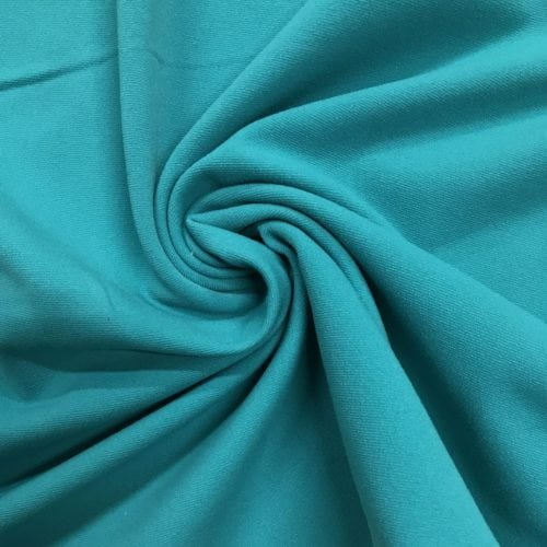 Teal Moisture Wicking Supplex, Invista Supplex fabirc, moisture wicking activewear fabric, wicking supplex, moisture wicking supplex, supplex spandex