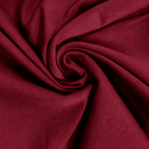 Burgundy Cotton Poly Lycra, burgundy fabric, red fabric, red cotton fabric, wholesale red fabric