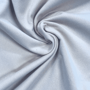 Dusk Blue Cotton Poly Lycra, wholesale performance wear fabric, Lycra fabric, blue cotton fabric