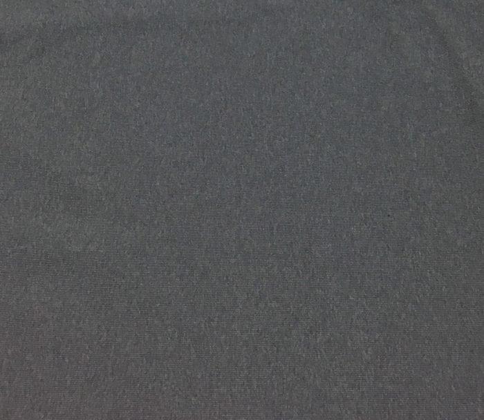 Charcoal ATY Nylon Heathered Stretch Fabric, heathered spandex fabric, heathered stretch fabric, heathered yoga fabric, heathered activewear fabric, heathered yoga spandex, cationic spandex fabric, heathered cationic spandex
