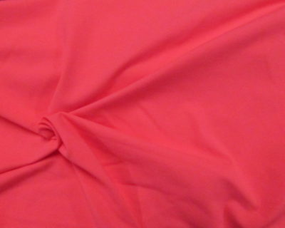 Flamingo Pink Athletic ATY Nylon Fabric, Performance Wear Athletic Fabric, ATY Nylon activewear fabric, ATY Nylon spandex fabric, moisture wicking fabric, moisture wicking supplex, moisture wicking yoga fabric, spandex for leggings, stretch fabric for leggings, wholesale stretch fabric, ultra soft yoga fabric, sleek activewear fabric