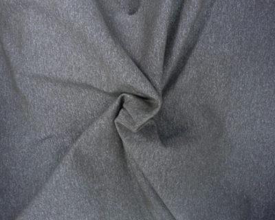 Denim Blue ATY Nylon Heathered Stretch Fabric, heathered spandex fabric, heathered stretch fabric, heathered yoga fabric, heathered activewear fabric, heathered yoga spandex, cationic spandex fabric, heathered cationic spandex